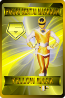 Yellow Mask by rangeranime