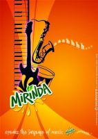 MIRINDA - BEVERAGE SERIES by hasansgrafix