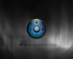 arcos OS Desktop Screenshot 3 by AreoX