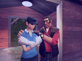 TF2: Refuge by Noerusan