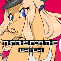Thanks for the watch by Suki262