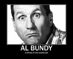 Al Bundy Motivational Poster by Silversouldragon21