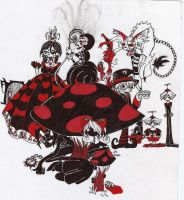 Patsy in Wonderland by Alice-fanclub