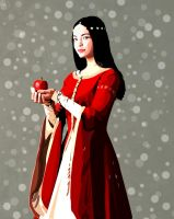 Snow White by anoemous