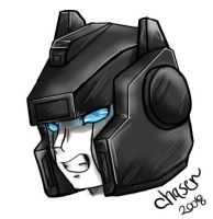 Sides Face by BloodyChaser