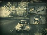 nfs carbon wall by matrixdll