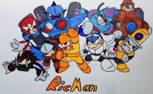 SUPER Classic Mode!(RicMan) by JoeGuidez