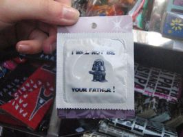 I Will NOT Be Your Father by MalevolentDeath
