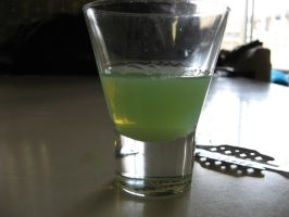 Absinthe stock 38 by Eyespiral-stock