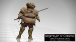 [MMD] Siegmeyer of Catarina - DL by MrWhitefolks
