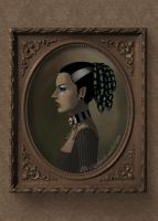 Madame Antique by zeloco