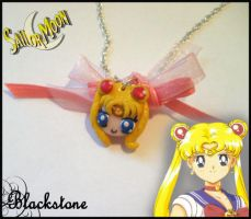 Sailor Moon Charm by yukinaaa