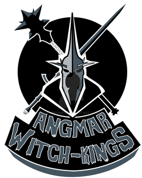 Angmar Witch-Kings by FireP0wer
