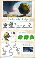 The Rounded Ridge (Dev Sheet) by Lyraina