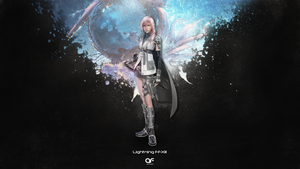 Final Fantasy XIII - Lightning by deSess