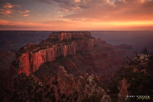 Wotan's Throne and Angel's Landing by djniks97