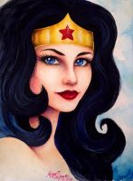 Wonder Woman by maga-a7x