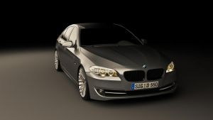 BMW 5Series F10 WiP_VI by DuronDesign