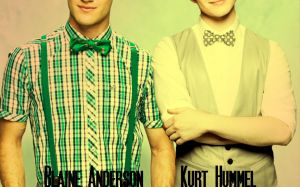 Klaine season 3b by QuacKee