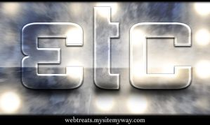 Translucent Light Text Effect by WebTreatsETC