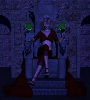Queen of the Underworld by Sioned01