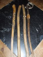 old beater sticks by woodcarve