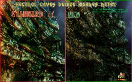 Hectrol CAVES DELUXE HR Retex - Comparison 02 by hectrol