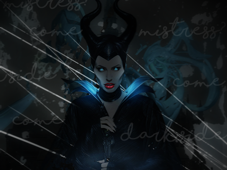 Come to darkness, Mistress by Astareia