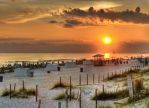 Panama City Beach July2015 HDR Sunset by MJP67