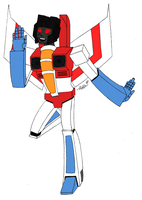 Starscream by awkward-dark-nerd