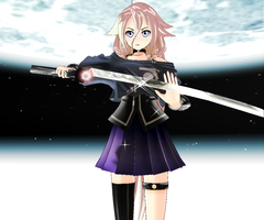 edited IA mmd by colorfulsparklelover