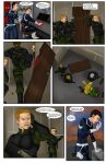 Agent of SHIELD pg 3 by LexiKimble