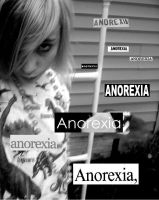 ANOREXIA by KaylinANOREXIA