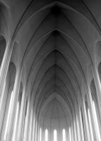 Reykjavik: Lines and Curves by basseca
