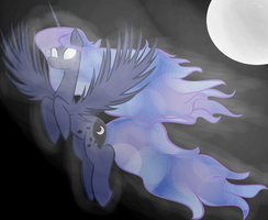 Princess Luna by PrincessLunaEclipsed