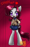 :AT: Spade Ace in fukos clothes by tailsfan1996