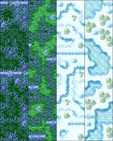 Tilemaps for an upcoming game by gas13