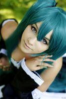 Hatsune Miku-Cantarella by mercurygin