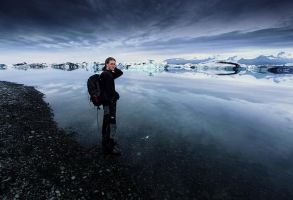 Lost in Iceland by alexandre-deschaumes