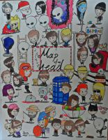 Map of my Head by Ts0F
