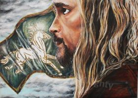 Eomer, Lord of the Mark by Hades-the-Mighty