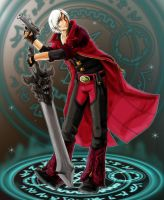 Dante for :ShatteredSoul209: by GI-Ace