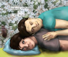 Hannibal - Will and chilton by FuriarossaAndMimma