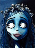 Corpse Bride sketch card by Dr-Horrible