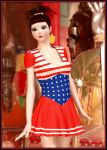 American Doll by Lil-Mz