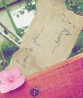letter to you by ad-shor