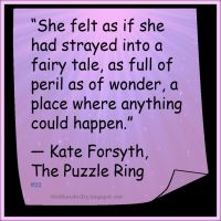 Kate Forsyth Quote by Mulluane