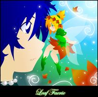 Finding a Leaf Faerie by a-fools-paradise