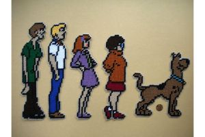 Scooby Doo by Tails32x