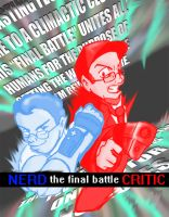 AVGN vs NC Poster Submission by Turner0